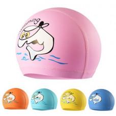Шапочка для плавания детская Zhenya
