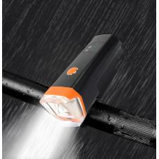 Фара велосипедная с аккумулятором Flash HJ-047