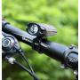 Фара велосипедная с аккумулятором BC11 RAINBOW