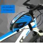 Сумка на раму велосипеда B-Soul Never Stop