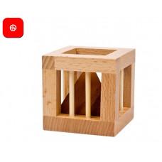 Головоломка Треугольник в кубе