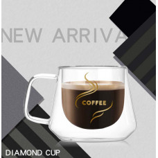 Чашка кофейная с двойными стенками