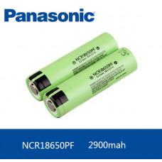 Аккумулятор 18650 Panasonic NCR18650PF  2900 mAh