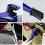 Щётка для очистки цепи и механизмов