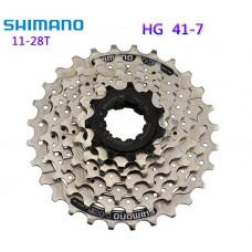 Кассета Shimano CS-HG41-7ac