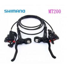 Тормоза гидравлические Shimano BL-MT200