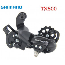 Задний переключатель Shimano Tourney RD-TX800