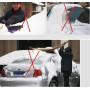 Защита лобового стекла от солнца и снега